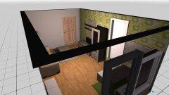 Raumgestaltung Wohnzmmer in der Kategorie Empfang
