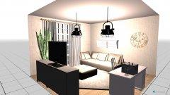 Raumgestaltung wohzimmer 2 in der Kategorie Empfang