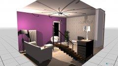 Raumgestaltung Zimmer unten in der Kategorie Empfang