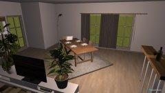 Raumgestaltung zuhause in der Kategorie Empfang