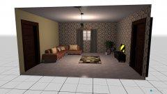 Raumgestaltung صالة in der Kategorie Empfang