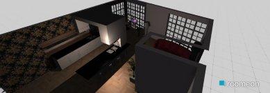 Raumgestaltung 1 in der Kategorie Esszimmer