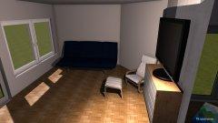 Raumgestaltung 2.versuch in der Kategorie Esszimmer