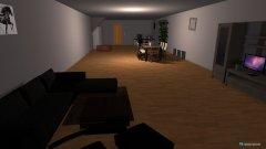Raumgestaltung 3D katis wohnzimmer idee in der Kategorie Esszimmer