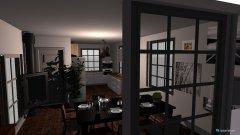 Raumgestaltung AlexundKathifixerupperstil in der Kategorie Esszimmer