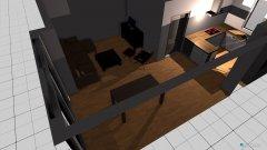 Raumgestaltung Alternative in der Kategorie Esszimmer
