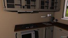 Raumgestaltung amerikai konyha in der Kategorie Esszimmer