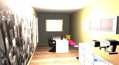 Raumgestaltung Amys Essberreich in der Kategorie Esszimmer
