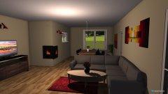 Raumgestaltung anjelierstraat in der Kategorie Esszimmer
