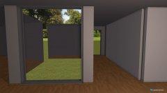 Raumgestaltung Atrium - Küche - Essen - Wohnen in der Kategorie Esszimmer