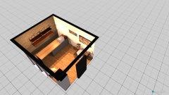 Raumgestaltung Back Shop in der Kategorie Esszimmer