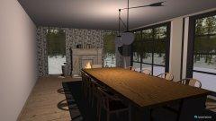 Raumgestaltung Balance - Dining room in der Kategorie Esszimmer