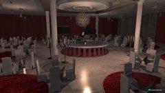 Raumgestaltung Ballroom in der Kategorie Esszimmer