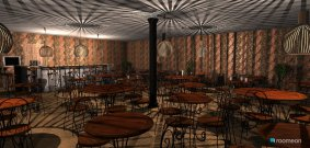 Raumgestaltung bandymas2 in der Kategorie Esszimmer