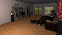 Raumgestaltung Benny sein wohnzimmer in der Kategorie Esszimmer