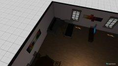 Raumgestaltung bevanda in der Kategorie Esszimmer