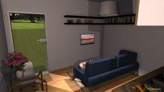 Raumgestaltung Blatten_V1 in der Kategorie Esszimmer
