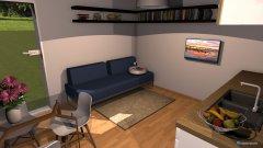 Raumgestaltung Blatten_V4 in der Kategorie Esszimmer