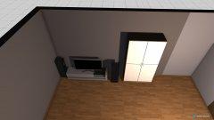 Raumgestaltung budaörsi ikerház in der Kategorie Esszimmer