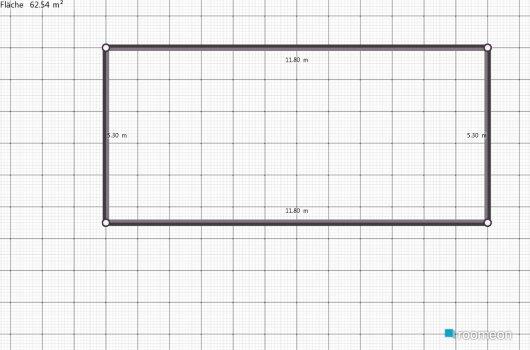 Raumgestaltung Bungalow 14a in der Kategorie Esszimmer