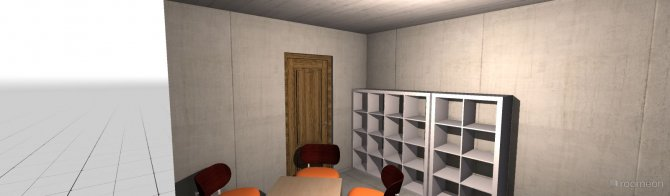 Raumgestaltung cafe-lounge in der Kategorie Esszimmer