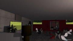 Raumgestaltung Cafe in der Kategorie Esszimmer