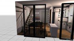Raumgestaltung cairo in der Kategorie Esszimmer