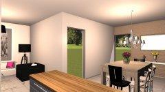 Raumgestaltung casa vecino in der Kategorie Esszimmer