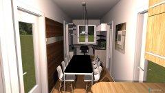 Raumgestaltung chodba v rakovci in der Kategorie Esszimmer