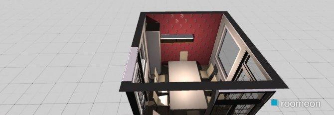 Raumgestaltung conserv in der Kategorie Esszimmer