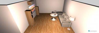 Raumgestaltung Cool in der Kategorie Esszimmer