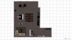 Raumgestaltung Crepe in der Kategorie Esszimmer