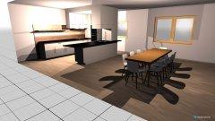 Raumgestaltung DA Küche in der Kategorie Esszimmer