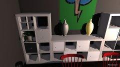 Raumgestaltung Dining Room Option in der Kategorie Esszimmer