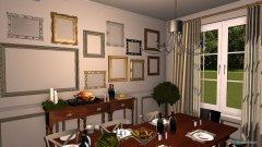 Raumgestaltung Dining Room in der Kategorie Esszimmer