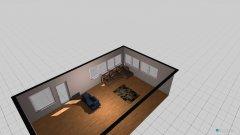 Raumgestaltung EG Ess Wohn in der Kategorie Esszimmer