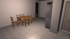 Raumgestaltung EG küche in der Kategorie Esszimmer