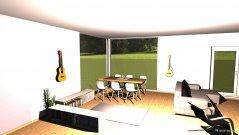 Raumgestaltung EG in der Kategorie Esszimmer