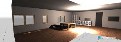Raumgestaltung Entwurf Eva in der Kategorie Esszimmer