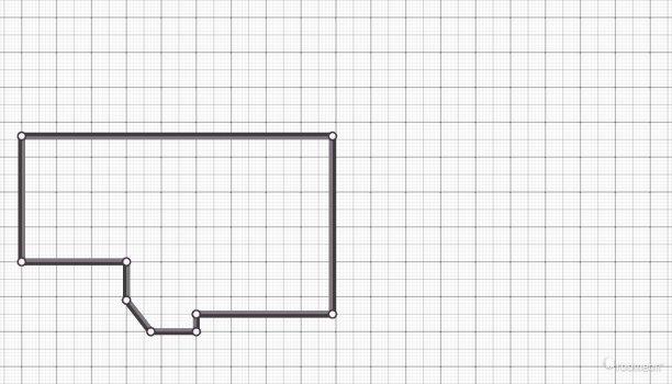 Raumgestaltung Erdgesch Küche Wohnzimmer in der Kategorie Esszimmer