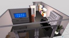 Raumgestaltung Erdgeschoß Rasch in der Kategorie Esszimmer