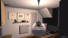 Raumgestaltung Erdgeschoß-test in der Kategorie Esszimmer