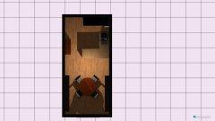 Raumgestaltung Erika 3raum  in der Kategorie Esszimmer
