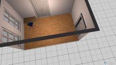 Raumgestaltung Ess 2 in der Kategorie Esszimmer