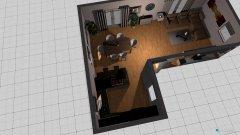 Raumgestaltung essen wohnen kueche in der Kategorie Esszimmer