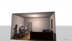 Raumgestaltung Essen in der Kategorie Esszimmer