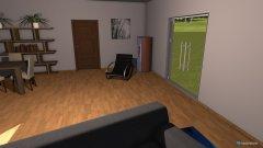 Raumgestaltung Essen_Wohnen V2 in der Kategorie Esszimmer