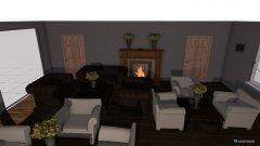 Raumgestaltung Essraum in der Kategorie Esszimmer