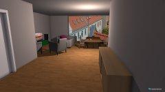 Raumgestaltung Esszimmer 2.0 in der Kategorie Esszimmer