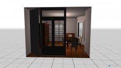 Raumgestaltung Esszimmer 2 in der Kategorie Esszimmer